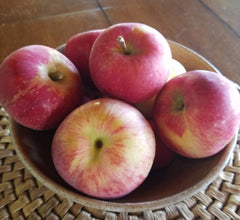 Maine apples