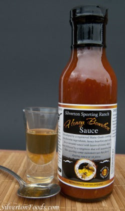 Silverton Foods Honey Bourbon BBQ Sauce