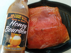 Honey Bourbon Barbecue Sauce - Silverton Foods Sauces and Marinades