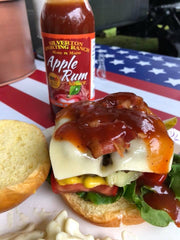 Apple Rum BBQ Sauce - Silverton Foods Sauces and Marinades