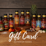 Silverton Foods Best BBQ Sauce Gift Card
