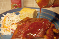 Cherry Habanero Sauce - Silverton Foods Sauces and Marinades