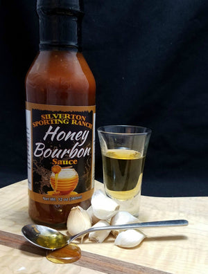 Honey Bourbon BBQ Gluten Free BBQ Sauce