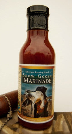Snow Goose Sauce - Silverton Foods Sauces and Marinades
