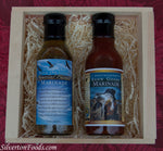 Special Blend Waterfowl and Snow Goose Sauce Gift Box - Silverton Foods Sauces and Marinades