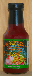 Tequila Lime Cocktail Sauce with Smoked Maine Sea Salt - Silverton Foods Best BBQ Sauces