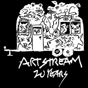 Artstream Shirt 20th Anniversary by Ron Meyers