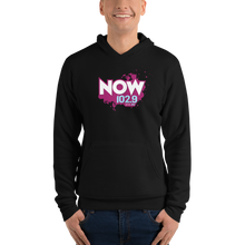 Load image into Gallery viewer, BLACK Hooded Sweatshirt