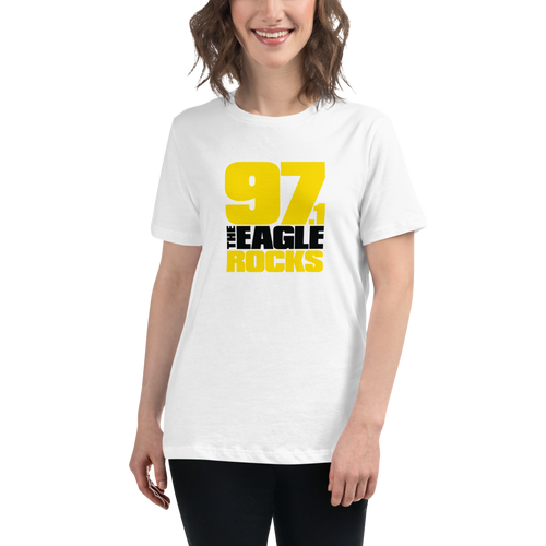 WHITE 97.1 The Eagle Ladies Short Sleeve