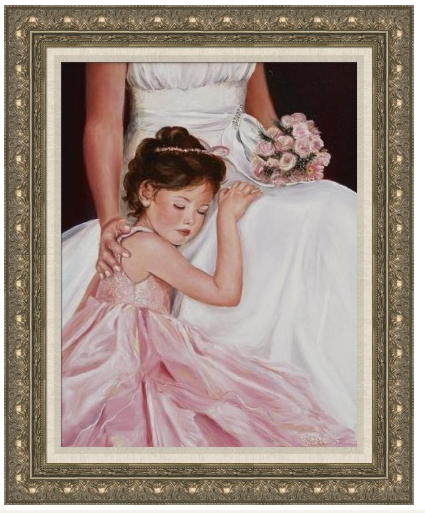"""Susan's Flower Girl"""