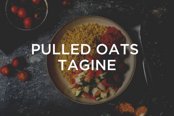 Pulled Oats Tagine With Butternut Squash And Quinoa