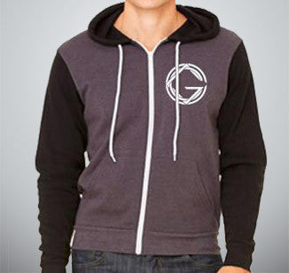 The G Hoodie Black/Heather - Unisex