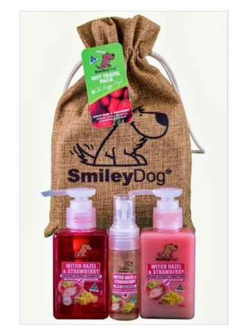 Smiley Dog Gift Pack