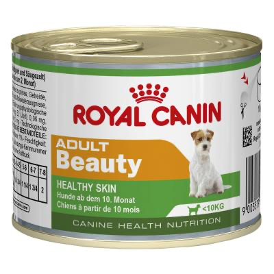 Royal Canin Adult Beauty Wet Dog Food (12 X 195G)