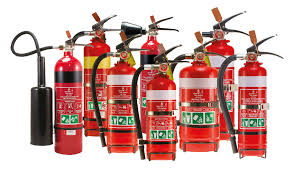 Workplace Safety/Fire Safety Equipment/Fire Extinguishers/ABE Extinguishers