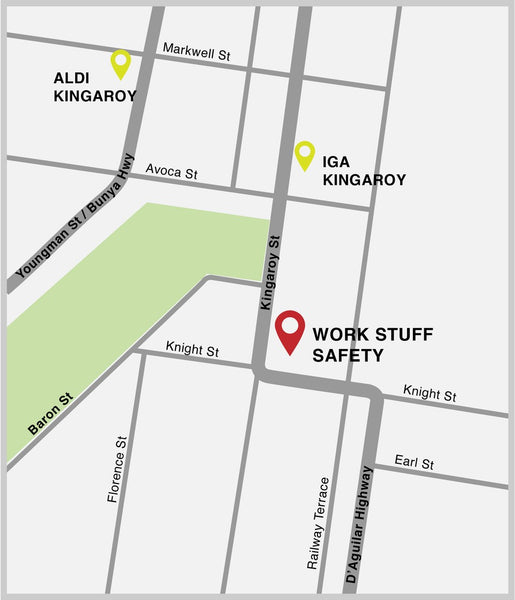 How to Find Work Stuff Safety at Kingaroy