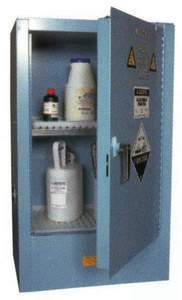 60 L Corrosive Chemical Cabinet