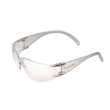 Vortex 212 Clear Hard Coat Safety Glasses