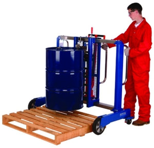 Side Shift De-Palletiser
