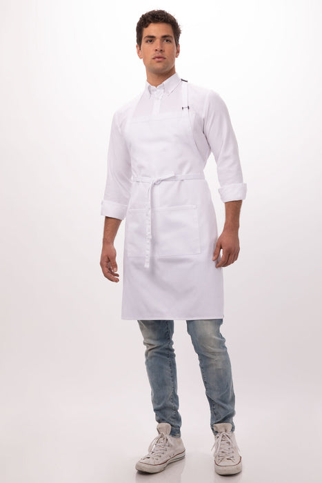 Apron Bib Style -With Pocket