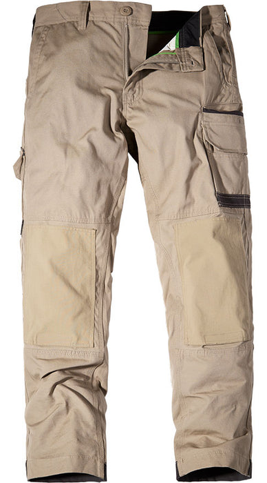 Cotton Drill FXD WP-1 Cargo Work Pants