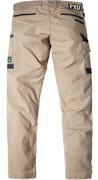 Cotton Drill FXD WP-3 Stretch Fit Work Pants