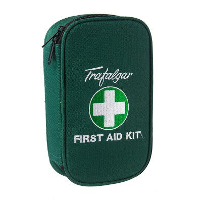 Trafalgar Vehicle And Low Risk Soft Case First Aid Kit