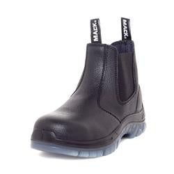 Mack Tradie Slip-on Safety Boots