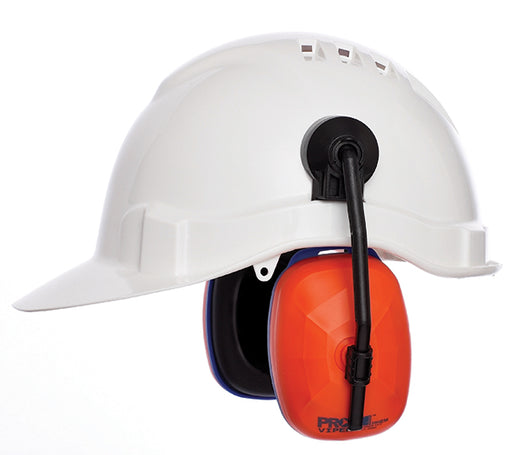Viper hard hat attachable earmuffs, Class 5, SLC 80 26dB