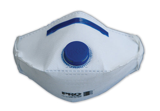 Disposable P2 Mask - Flatfold - with Valve