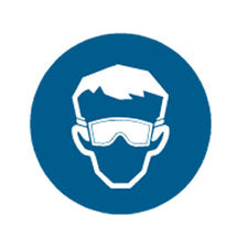 Pictogram - Safety Goggles