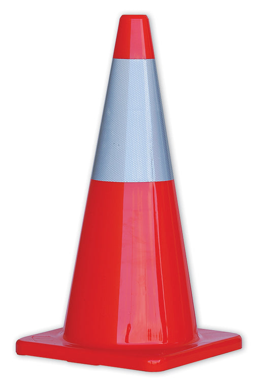 Reflective Traffic Cone 700mm