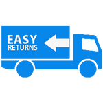 Image of <b>EASY RETURNS</b>