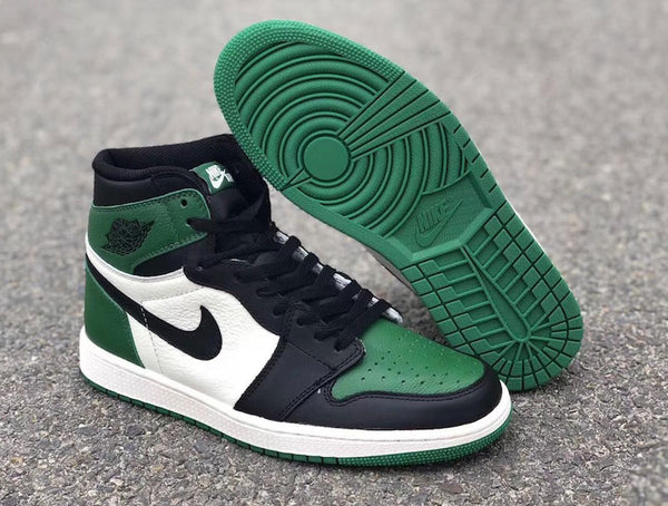 "Nike Air Jordan Retro 1 ""Pine Green"" auto-checkout! 3for1"