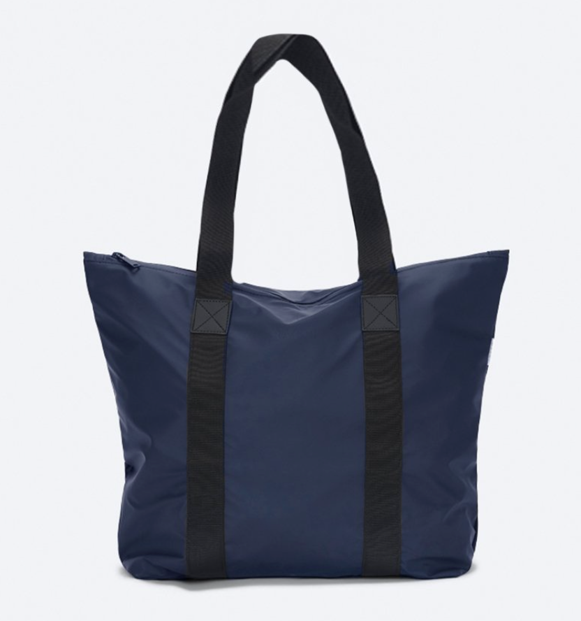 Rains Tote Bag Rush 1225 Navy