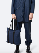 Indlæs billede til gallerivisning Rains Tote Bag Rush 1225 Navy
