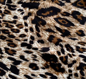 LÉ MOSCH Leopard leggings Vol 1
