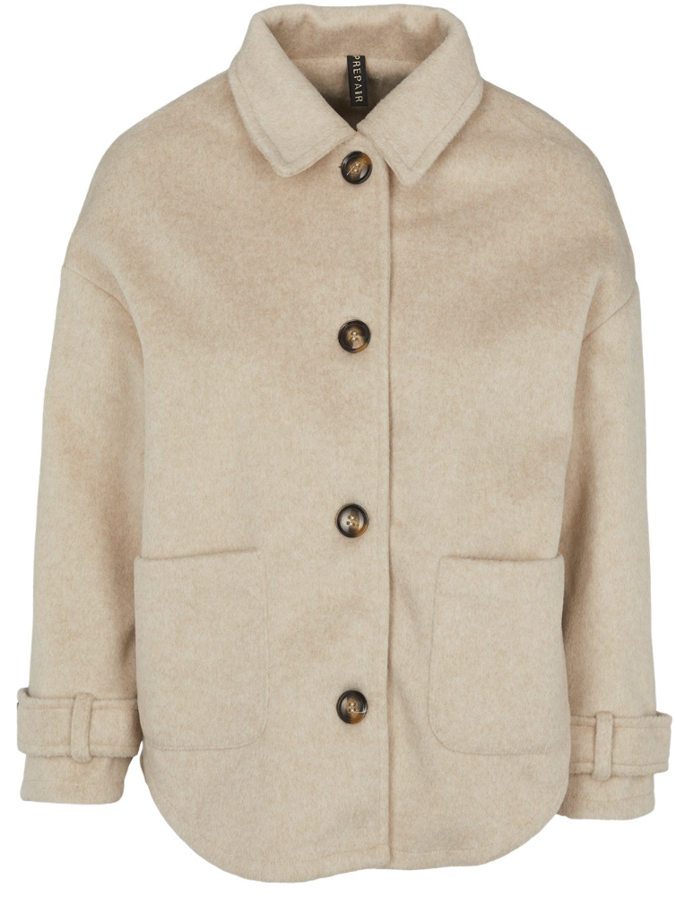 Prepair Jakke Jennie Jacket - Sand