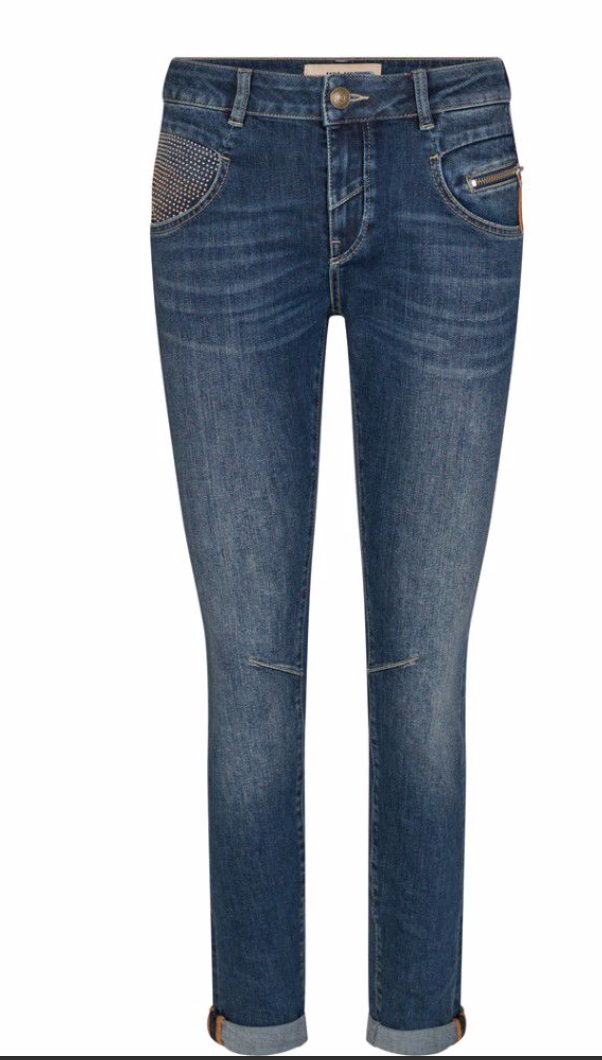 MOS MOSH  Jeans NELLY JEANS 137060