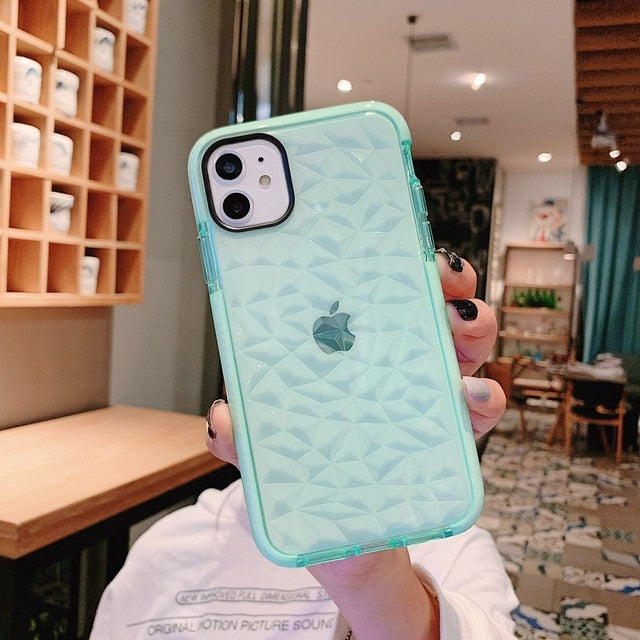 Diamond Textured iPhone Case