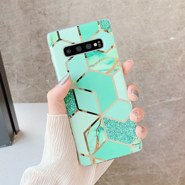 Geometric Samsung Phone Case