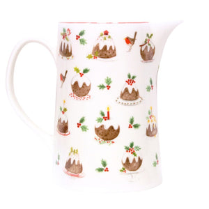 Plum Pudding Jug