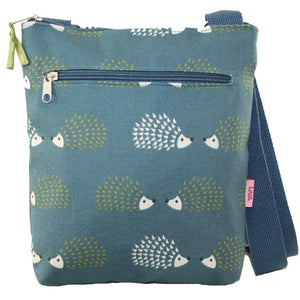 Lua Messenger Handbag - Hedgehogs