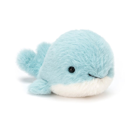Jellycat Fluffy Whale
