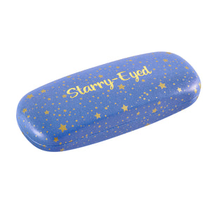Starry Eyed Glasses Case