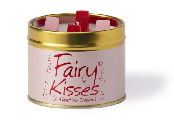 Lily Flame Fairy Kisses Candle