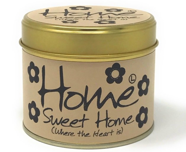 Lily Flame Home Sweet Home Candle