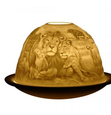 Light-Glow Safari Tea Light