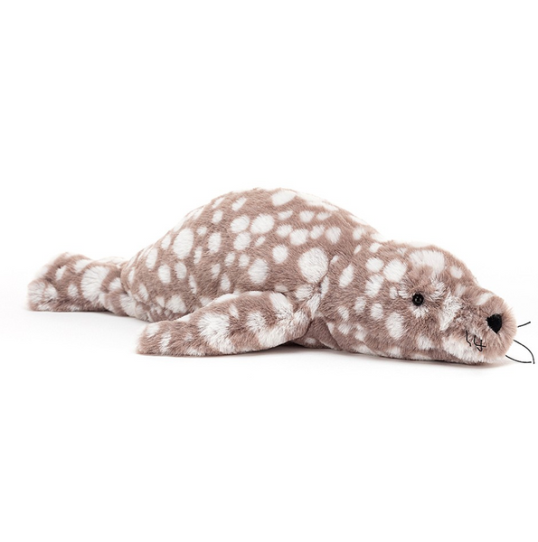 Jellycat Little Linus Leopard Seal