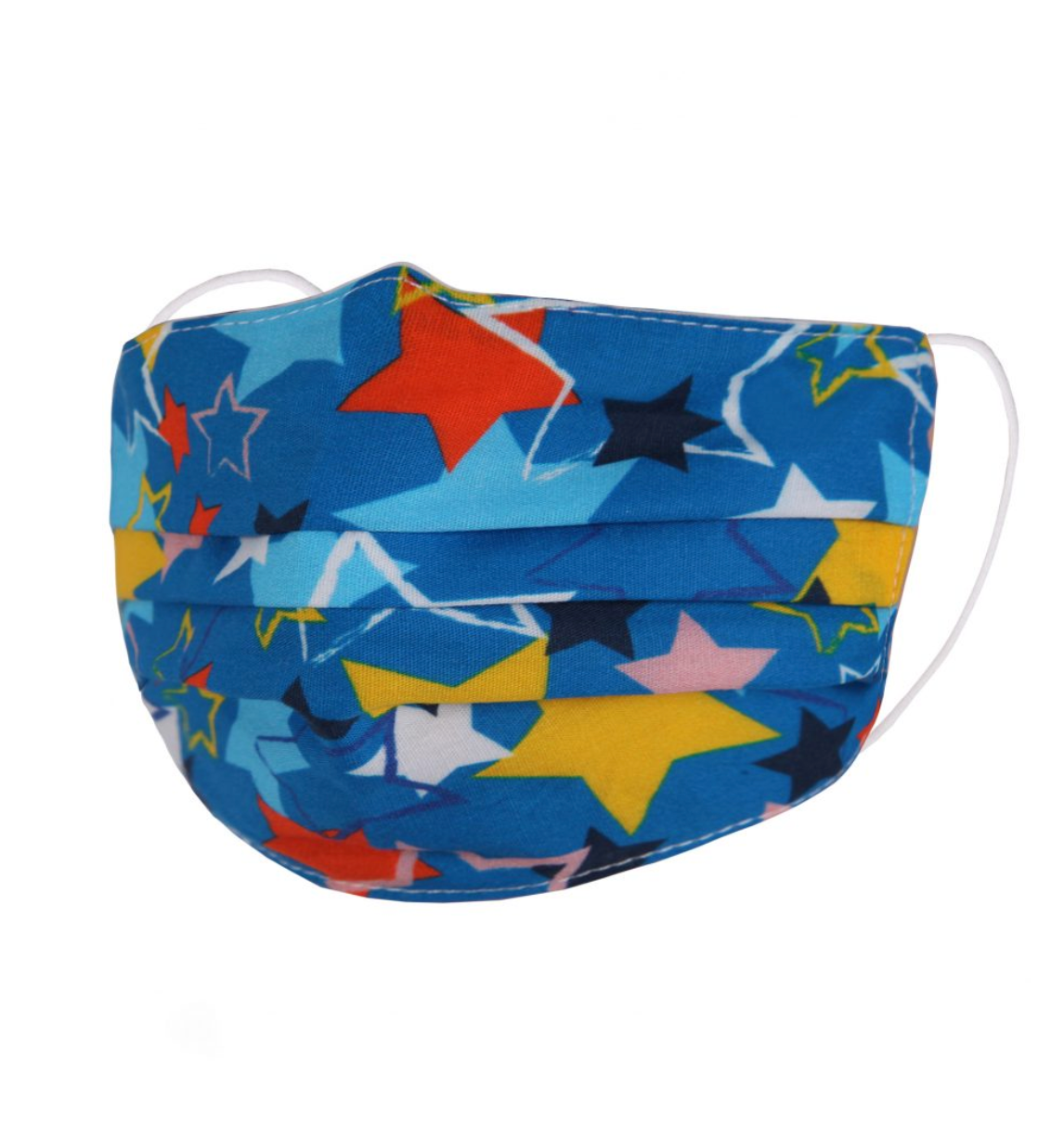 Child's Face Mask - Stars